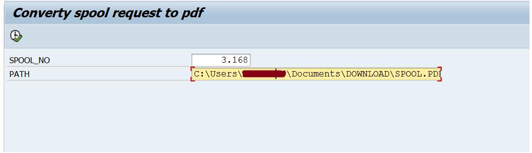 Convert Spool Request(OTF Script) Into PDF! – SAPCODES
