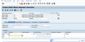 Creating a new Billing output type and assigning it to the output