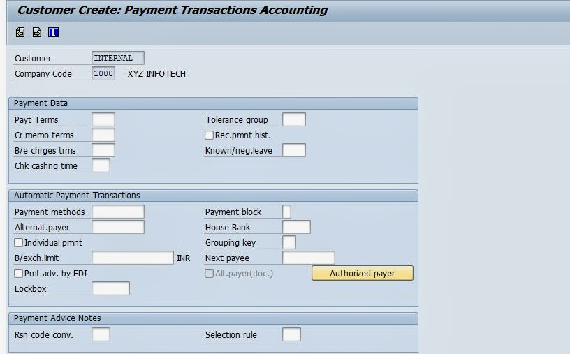 BDC with Call Transaction without Messge Handling – SAPCODES