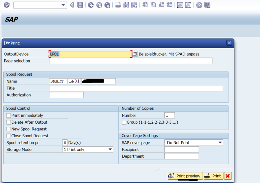 Passing data from driver program to Smartform interface – SAPCODES