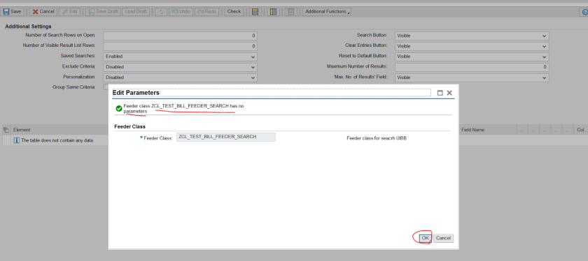 Integrating Search UIBB and List UIBB into FPM OVP
