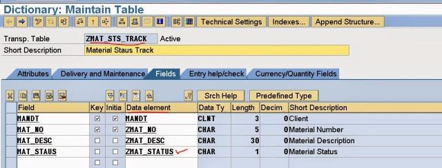 Creating SAP Change Document Object (SCDO):Using CDHDR