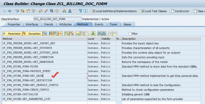 FPM Wiring- Passing data from List UIBB to Form UIBB – SAPCODES