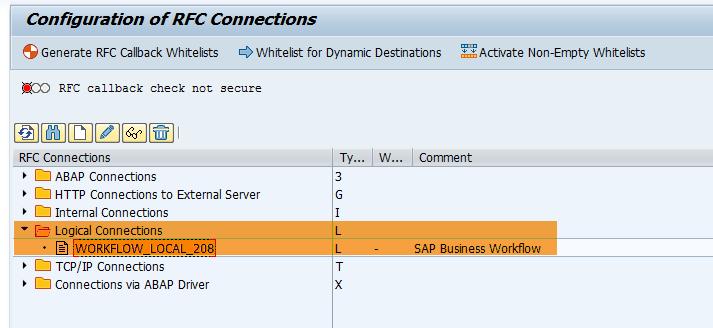 Workflow Settings & WF-BATCH user – SAPCODES