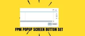 popup button