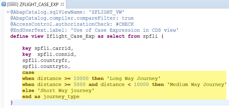 ABAP CDS on HANA-6 – SAPCODES