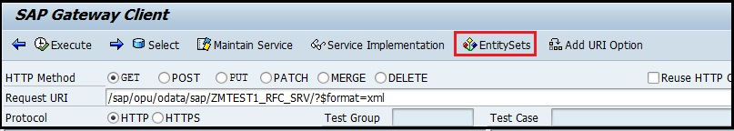 oData service which consumes RFC – SAPCODES