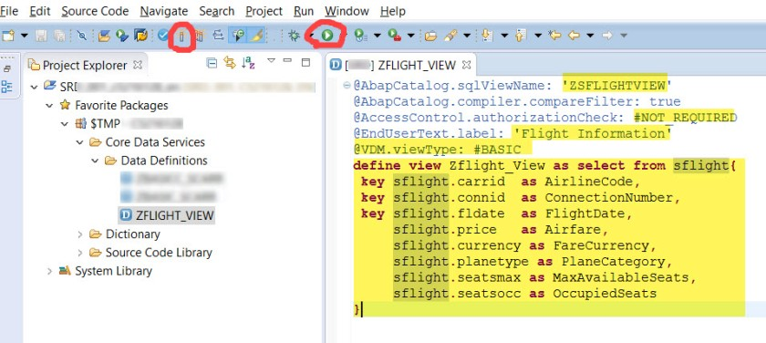 ABAP CDS on HANA-1 – SAPCODES