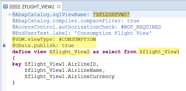 ABAP CDS on HANA-14 – SAPCODES