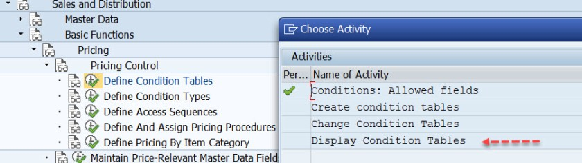 Pricing in SD – SAPCODES