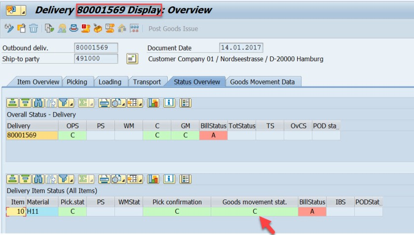 How to Cancel Delivery in SD? – SAPCODES