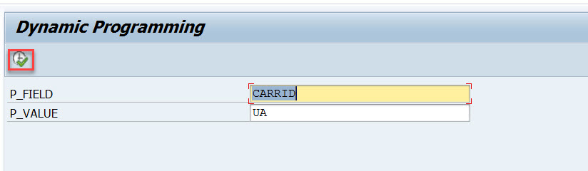 Dynamic Key Specification in Read Table – SAPCODES