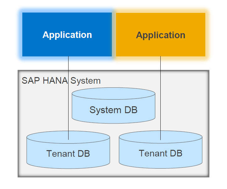 SAP HANA Multi-tenant Database Containers(MDC) – SAPCODES