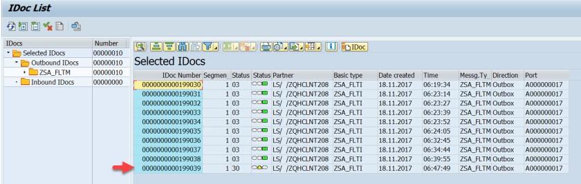 IDoc with Queue Processing – SAPCODES