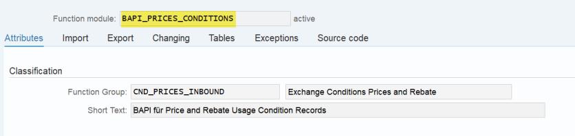 SD Price Condition Tables – SAPCODES