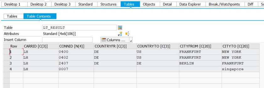 CDS Table Function – SAPCODES